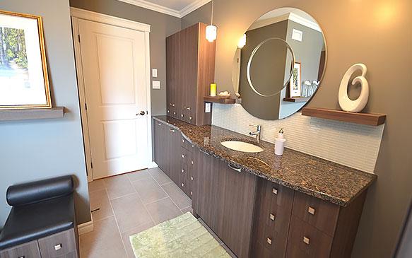 Salle de bain – style classique