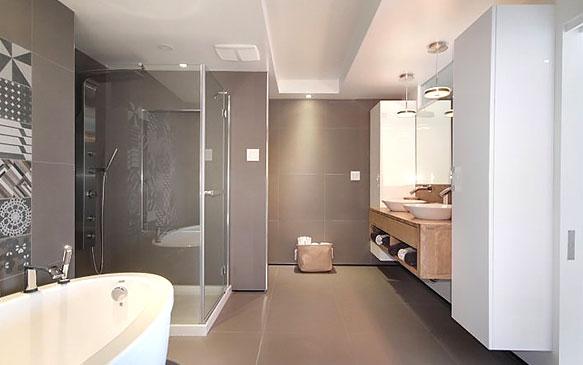 Salle de bain – style épuré