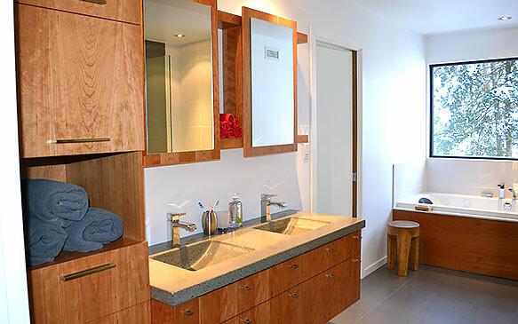 Salle de bain – style moderne
